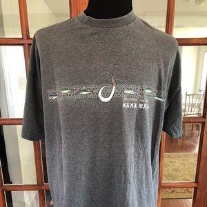 Hana Maui Fishing Hawaii Shirt